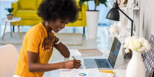 5 ways to work well from home