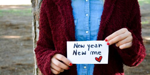 New Year, New Me.